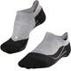 Falke TK5 Invisible Socks Men grey/black